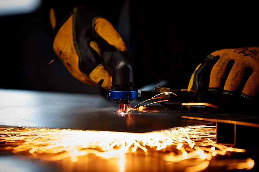 5 Best Plasma Cutters with Built-In Compressor for Better Portability